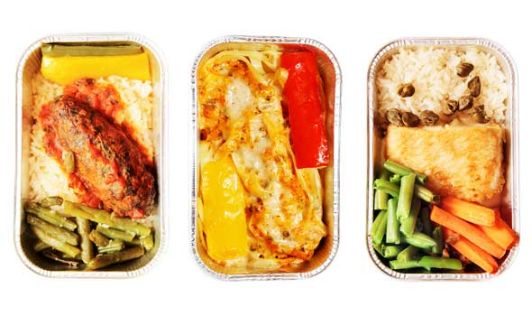 How's your experience with airline food?