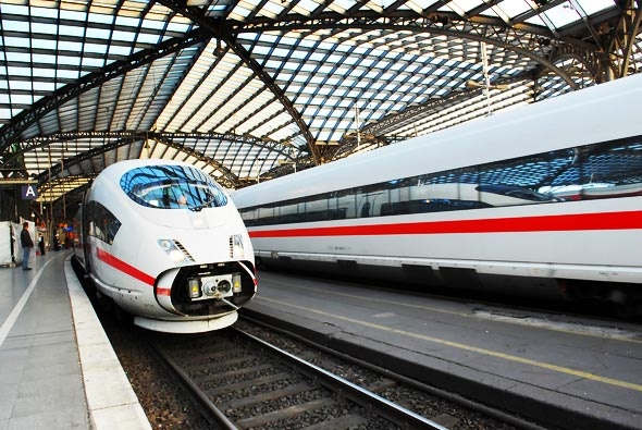 Upcoming Singapore to KL Highspeed Train