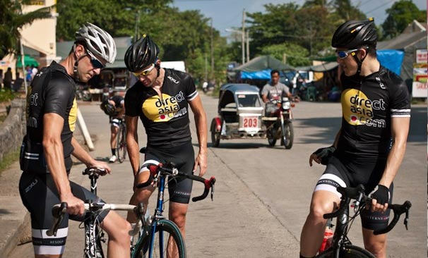 Team Direct Asia in Le Tour de Filipinas