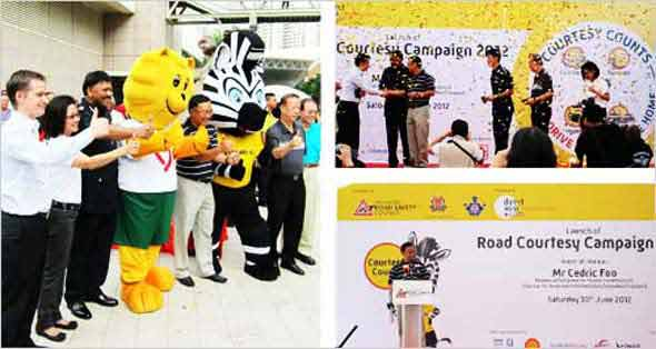 Courtesy Counts is a nationwide initiatives by DirectAsia.com
