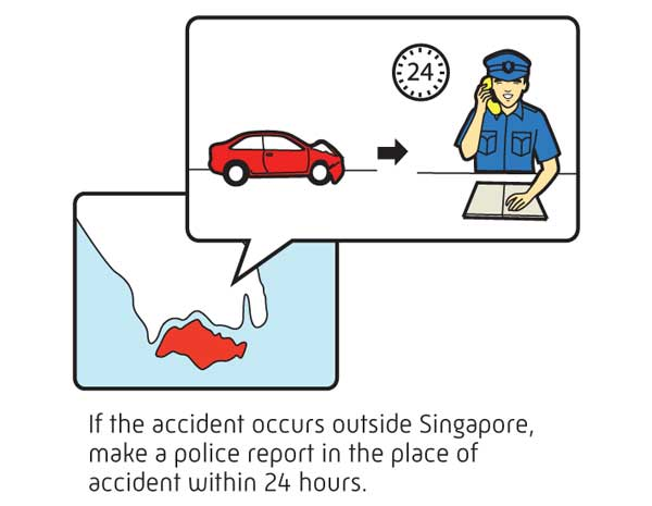 report accident within 24hours