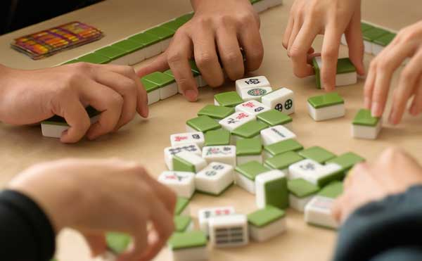 Mahjong is a game that originated in China