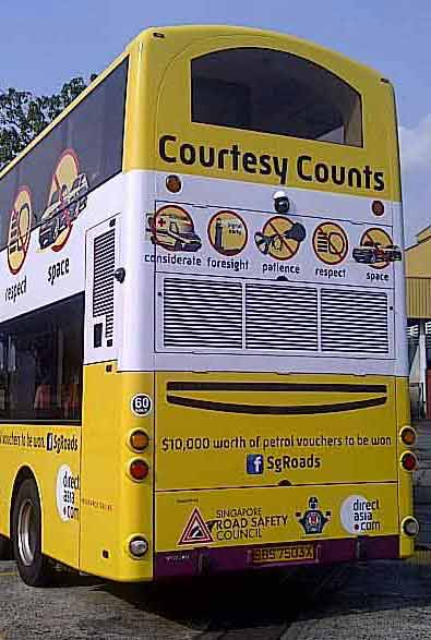 courtesy count bus