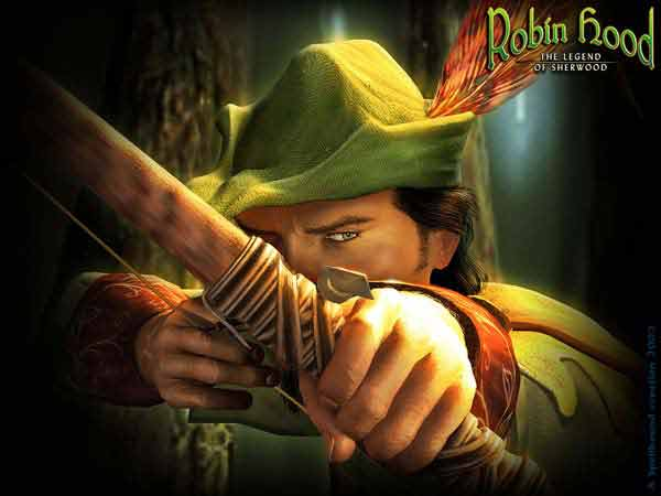 Robin Hood of Sherwood