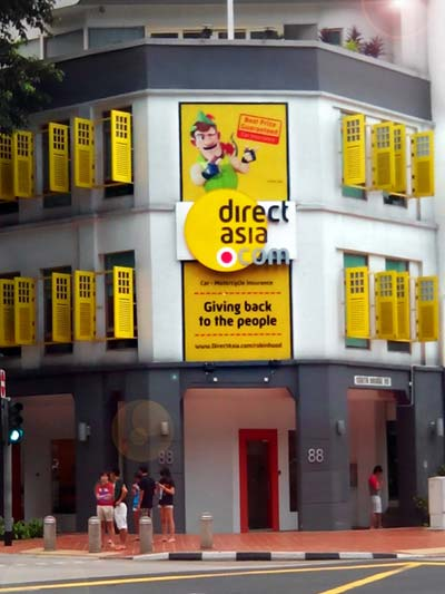 DirectAsia.com Singapore Office