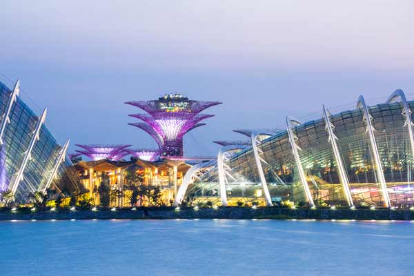 Newest Park in Singapore Garden by The Bay