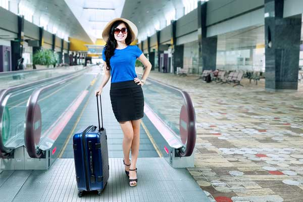 Frequent Flyer Program for Jetsetter