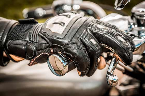 It's so Hot Out, Do I Really Have to Wear Motorcycle Gloves