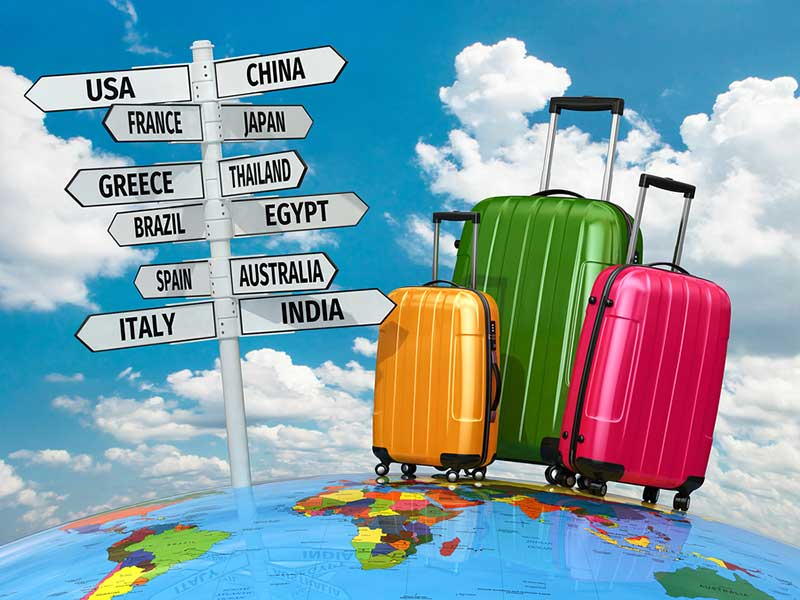 explain how tourism to increasingly exotic Tourism trends: tourism, culture and cultural tourism trends: tourism, culture and cultural routes because air travel has increasingly made the exotic into.