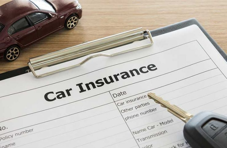 Customisable Car Insurance