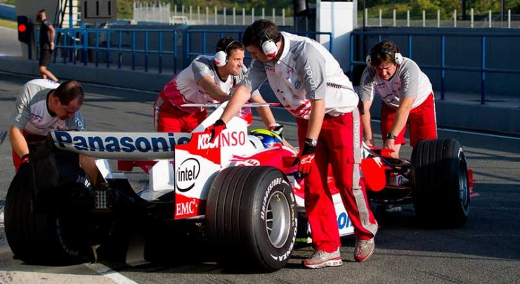 5 Car Maintenance Tips From Formula 1 Directasia Insurance