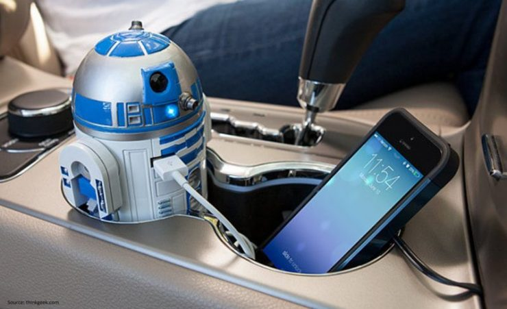 R2 Car Charger