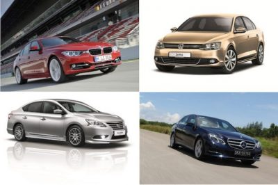 Singapore Best Selling Cars