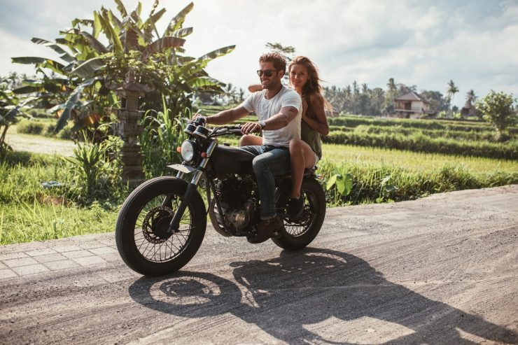 Renting a Motorbike on Your Holidays - What to look out for