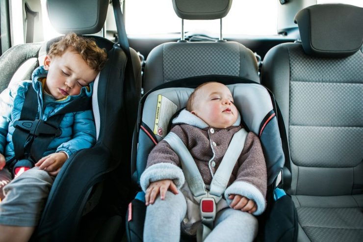 Baby in Car - Current rules and how to have a safe ride