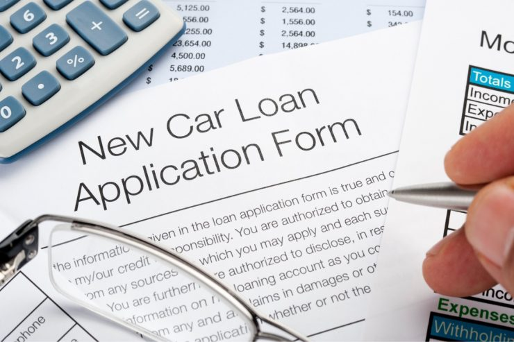 4 Factors to consider before taking up a car loan
