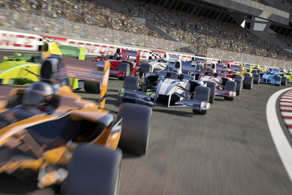Ever Wonder How Much It Will Cost to Insure an F1 driver?
