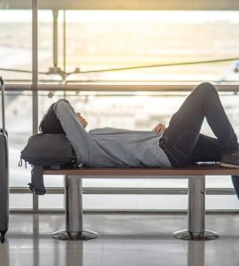 What to do during a flight delay