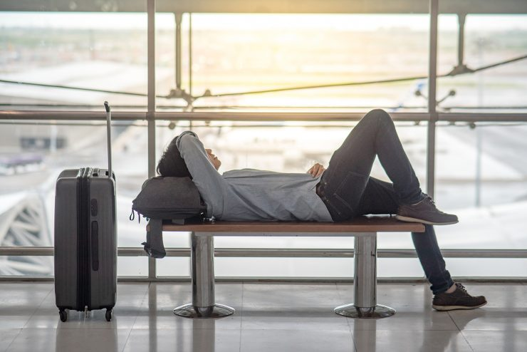 how to claim flight delay insurance