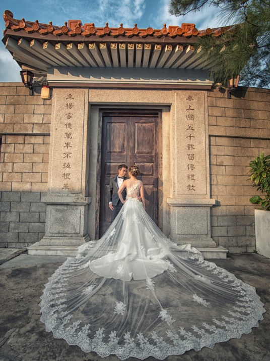 Hongkong wedding shoot
