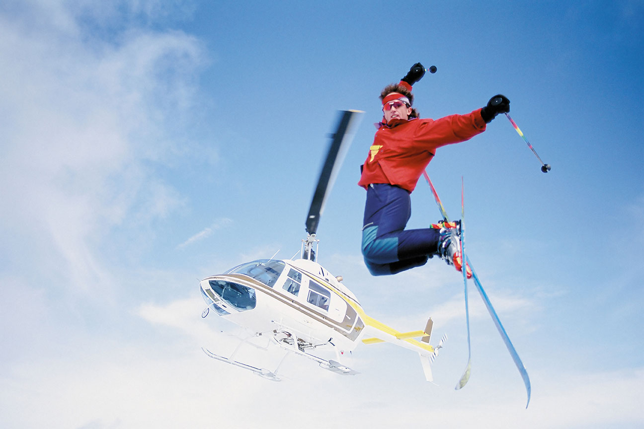 6 Extreme Winter Experiences All Adrenaline Junkies Must Try At Least Once