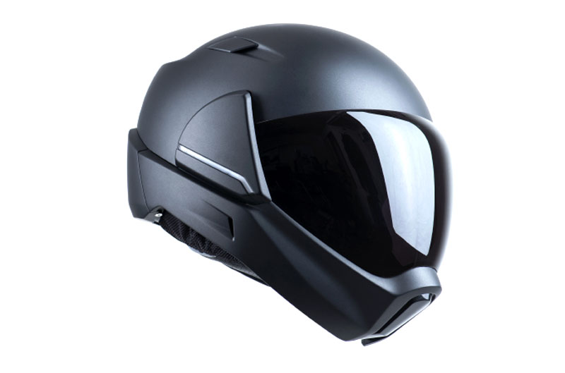CrossHelmet X1 smart motorcycle helmet