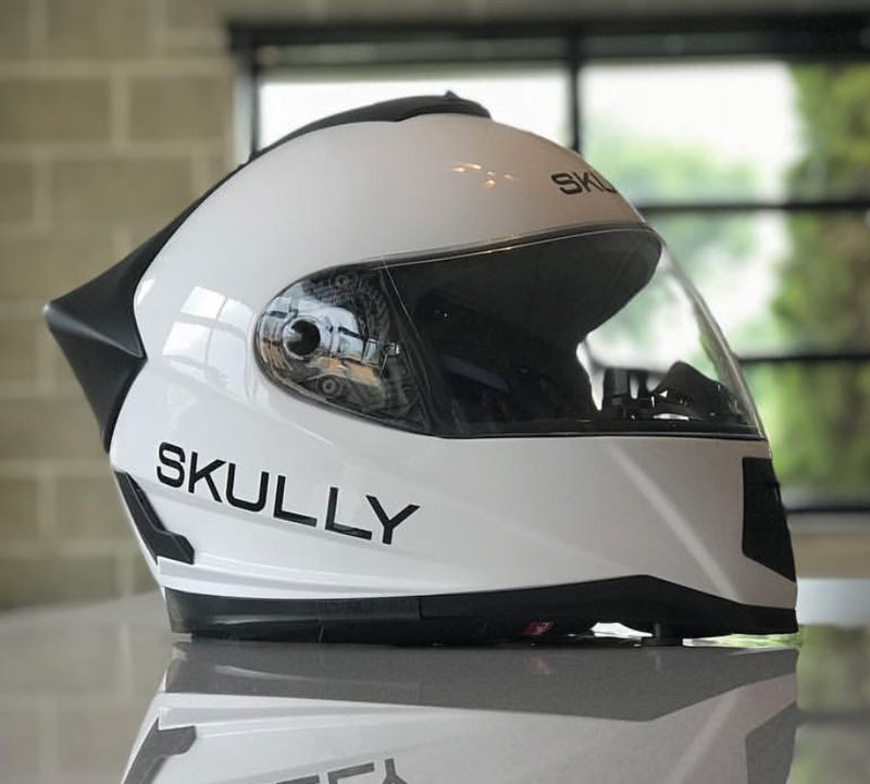 Skully Fenix smart motorcycle helmet