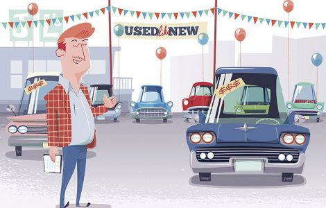 Questions to ask when buying a second-hand car