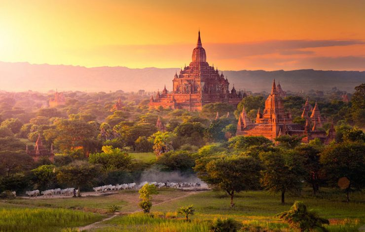 6 Family-Friendly Ways To Explore Myanmar With Kids In Tow