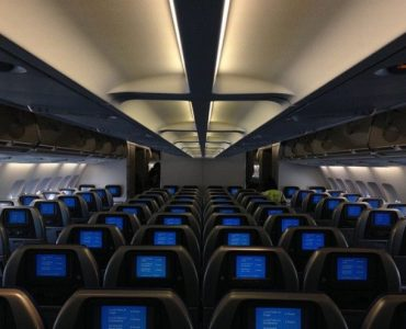 Blog Where To Sit On the Plane To Avoid Falling Sick